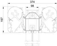 Dimension Twinstor + B25